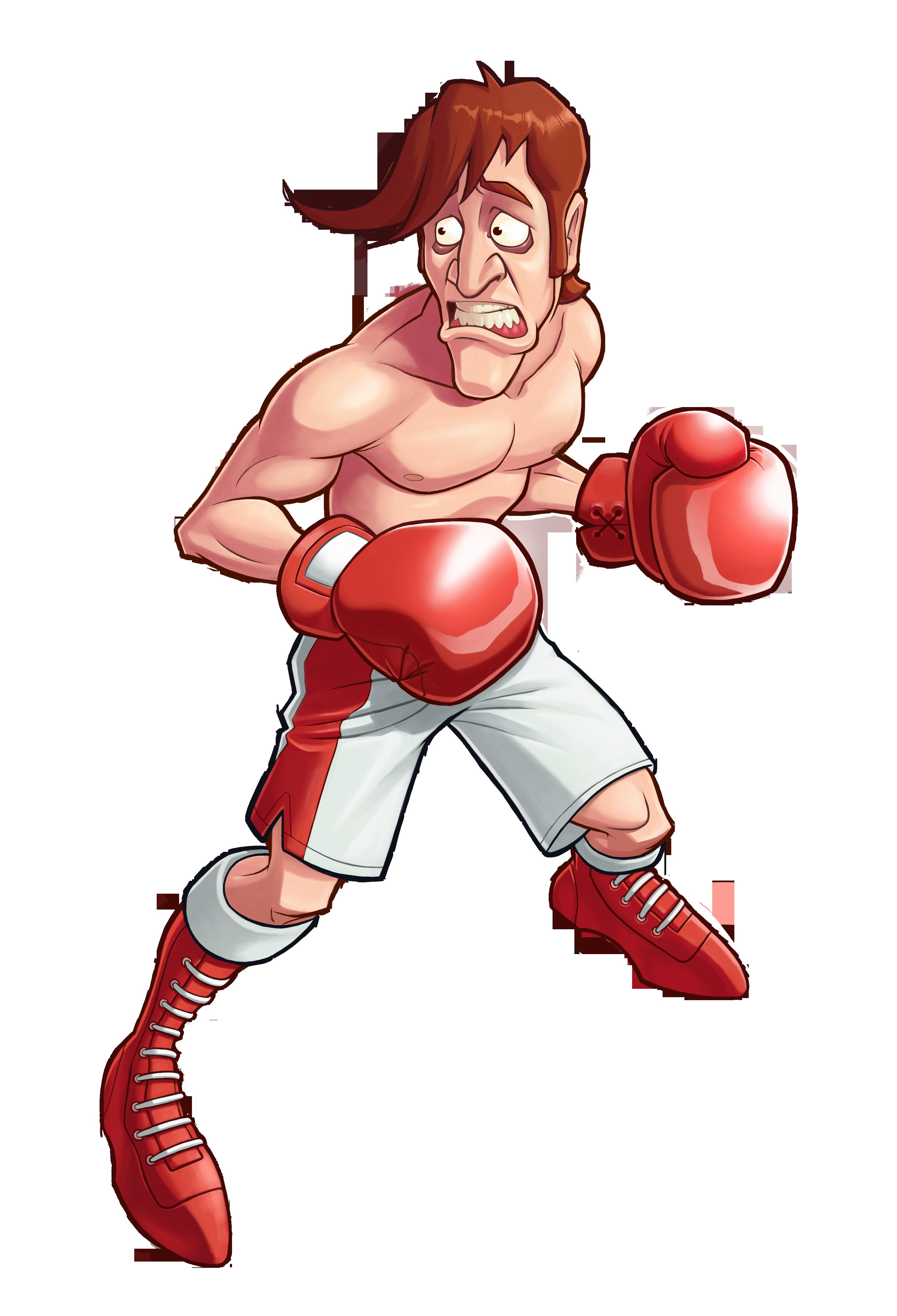 Люблю сынок, смешные рисунки в боксе