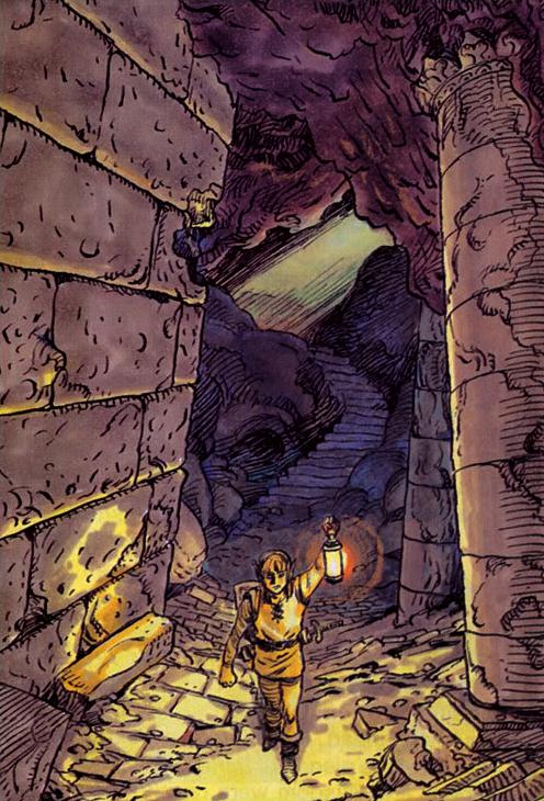 File Concept Art 12 The Legend Of Zelda Link S Awakening