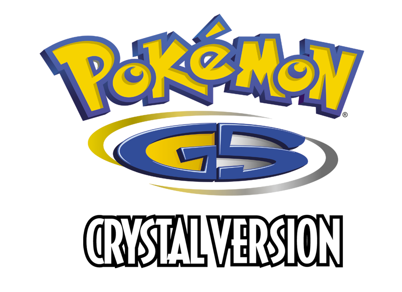 File:Logo EN - Pokemon Crystal.png - PidgiWiki