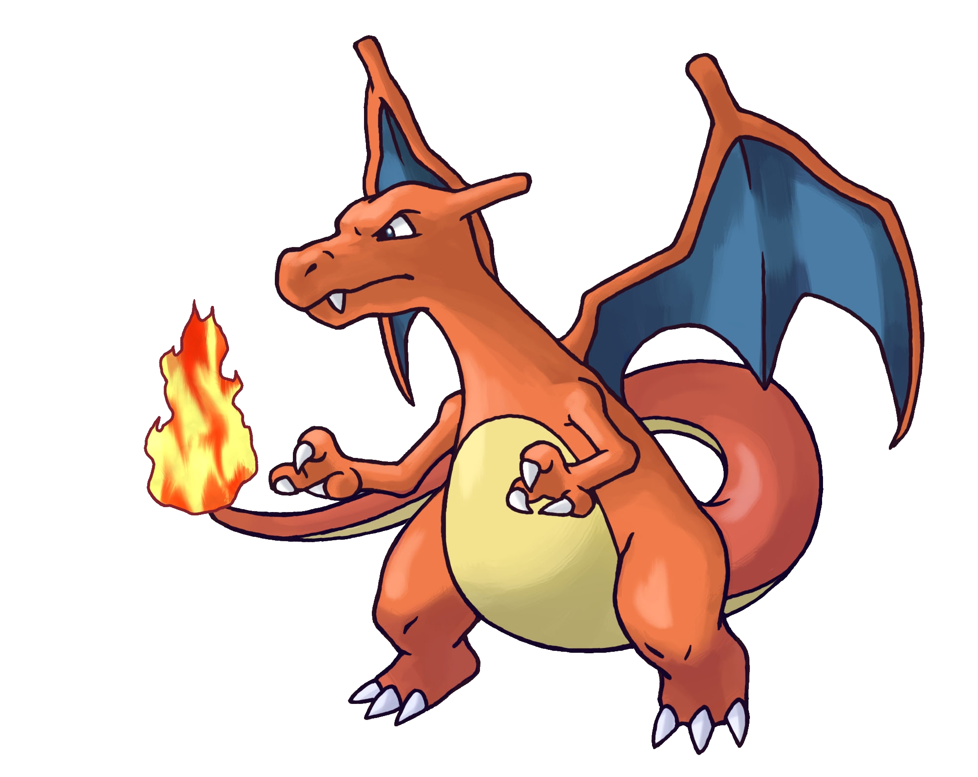 File Charizard Pokemon Mystery Dungeon Red And Blue