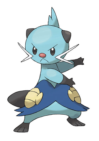 File:Dewott - Pokemon Black and White.jpg