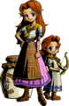 Romani and Cremia - The Legend of Zelda Majora's Mask.png