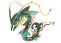Mega Rayquaza - Pokemon Omega Ruby and Alpha Sapphire.png