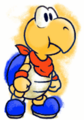 Nintendo Space World 1999 game minisite Kooper - Paper Mario.png