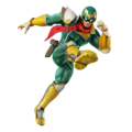Captain Falcon (Green) - Super Smash Bros. for Nintendo 3DS and Wii U.png
