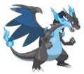 Mega Charizard X - Pokemon X and Y.png