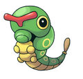 Caterpie - Pokemon Mystery Dungeon Red and Blue Rescue Teams.jpg