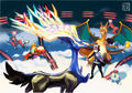 Battle at the Secret HQ Xerneas - Pokemon Gallery Collection.jpg