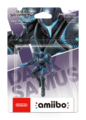 Dark Samus amiibo packaging EU - Super Smash Bros Ultimate.png