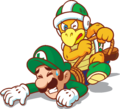 Hammer Bro and Luigi - Super Princess Peach.png