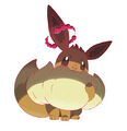 Gigantamax Eevee - Pokemon Sword and Shield.jpg