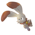 Bunnelby - Pokemon Super Mystery Dungeon.png