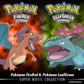 Cover EN - Pokemon FireRed and LeafGreen Super Music Collection.png