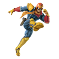 Captain Falcon (Orange) - Super Smash Bros. for Nintendo 3DS and Wii U.png