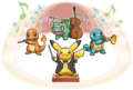 Promotional artwork - Pokemon Symphonic Evolutions.png