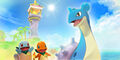 Lapras, Squirtle, and Charmander - Pokemon Super Mystery Dungeon.jpg