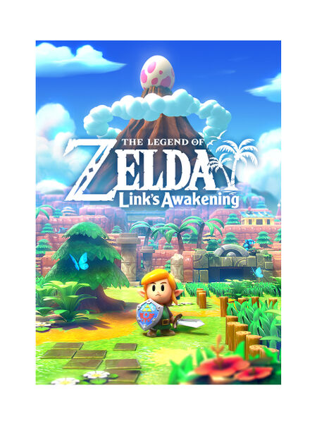 File:Key art (alt) - The Legend of Zelda Links Awakening for Nintendo Switch.jpg