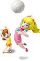 Princess Peach and Princess Daisy - Mario Sports Mix.png