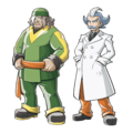 Arley and Edward - Pokemon Ranger Guardian Signs.png