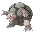 Golem - Pokemon FireRed and LeafGreen.png