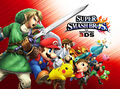 Key art (alt) - Super Smash Bros. for Nintendo 3DS.jpg