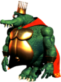 K Rool (alt 2) - Donkey Kong Country.png