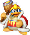 King Dedede (shadowless) - Super Smash Bros. for Nintendo 3DS and Wii U.png