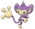 Aipom - Pokemon HeartGold and SoulSilver.png