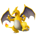 Charizard (Yellow) - Super Smash Bros. for Nintendo 3DS and Wii U.png