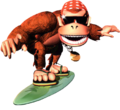 Funky Kong (alt) - Donkey Kong Country.png