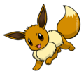 Eevee (alt 4) - Pokemon corporate.png