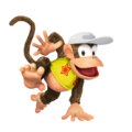 Diddy Kong (Yellow) - Super Smash Bros. for Nintendo 3DS and Wii U.png
