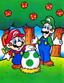 Finding Yoshi Egg - Super Mario World.png