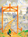 Bridge (concept) - The Legend of Zelda A Link to the Past.png