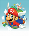 Key art - Super Mario 64.png