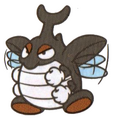 Battle Beetle - Super Mario Land 2 6 Golden Coins.png