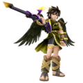 Dark Pit (Yellow) - Super Smash Bros. for Nintendo 3DS and Wii U.png