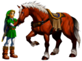 Link and Epona - The Legend of Zelda Ocarina of Time.png