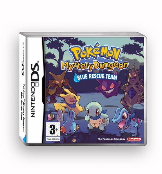 File:Box NL - Pokemon Mystery Dungeon Blue Rescue Team.jpg
