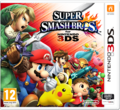 Box (tentative) FRA - Super Smash Bros. for Nintendo 3DS.png