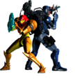 Samus and Anthony - Metroid Other M.png