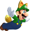 Fox Luigi - New Super Mario Bros 2.png