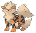 Arcanine - Pokemon FireRed and LeafGreen.png