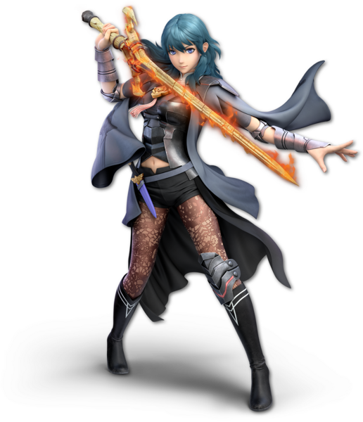 File:Byleth (female) - Super Smash Bros Ultimate.png