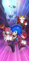 Promotional art - Sonic Chronicles The Dark Brotherhood.jpg