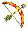 Bow and Arrow - The Legend of Zelda A Link to the Past.png