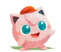 Jigglypuff - Pokemon Cafe Mix.png
