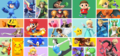 Character collage (alt) - Super Smash Bros. for Nintendo 3DS and Wii U.png