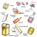 Various Items - Kid Icarus.png