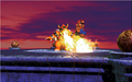 Mario and Bowser Fire (alt) - Super Mario 64.png
